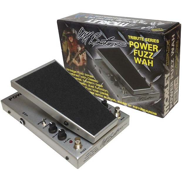 morley cliff burton tribute series power fuzz wah guitar bass reverb. Black Bedroom Furniture Sets. Home Design Ideas