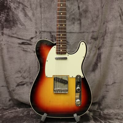 Fender  Custom Shop 1960 Telecaster Custom Relic  2005