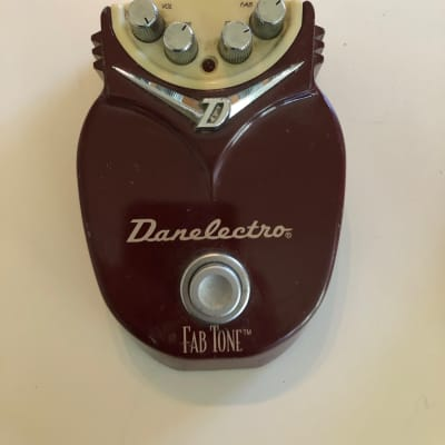 Danelectro Fab Tone Distortion great looking and sounding. for sale