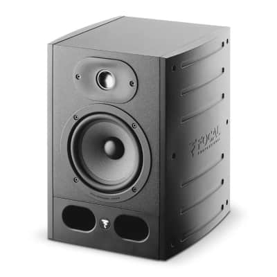 "Focal Alpha 50 5"" 2-Way Bi-Amped Active Powered Studio Monitor Speaker Single"