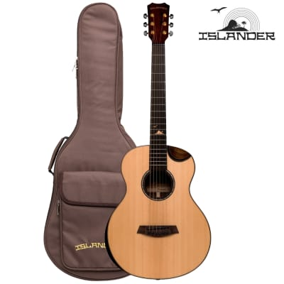 Islander RS-MG-EQ Acoustic Guitar (New) for sale