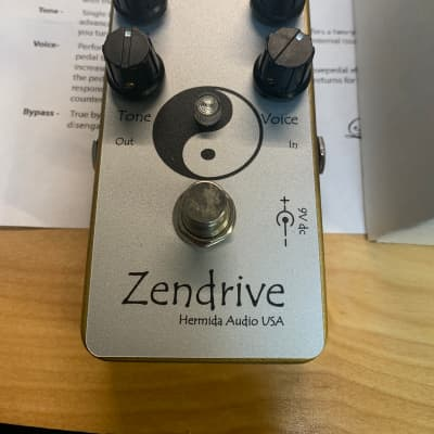 Hermida Zendrive II Gold