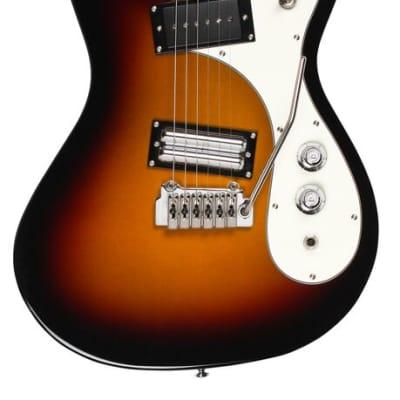 Danelectro 64XT 3 Tone Sunburst