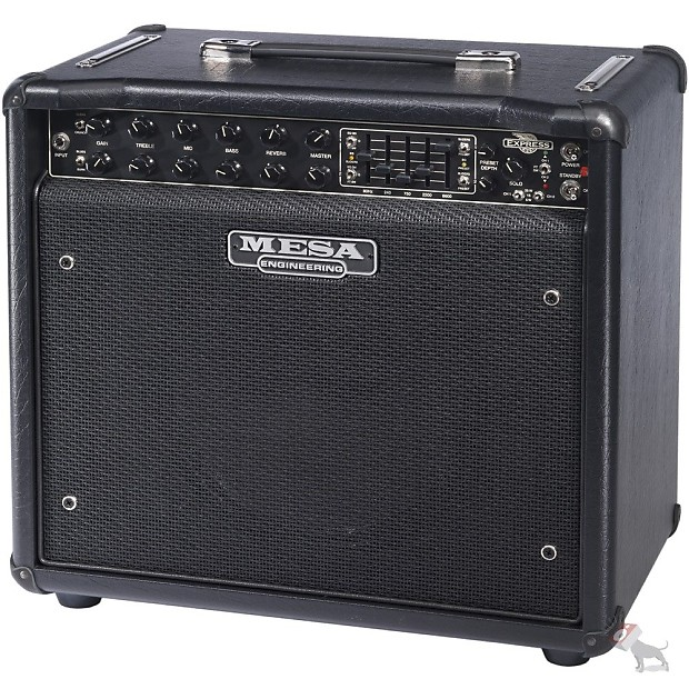 mesa boogie amplifiers express 5 25 25 watt 2 channel 1x12 reverb. Black Bedroom Furniture Sets. Home Design Ideas
