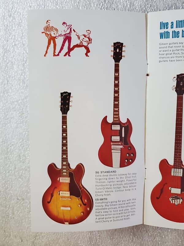 1968 Gibson