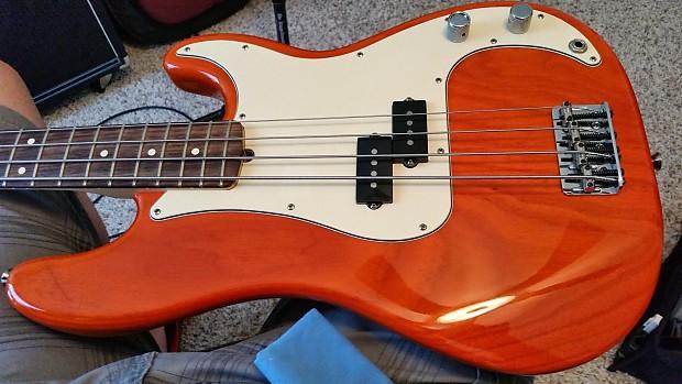 Fender 60th Anniversary American Standard Precision Bass