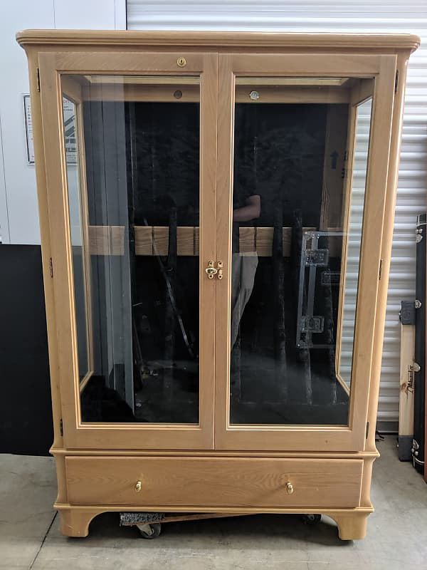 Merveilleux Access N Sight Guitar Display Cabinet | SVF Music House