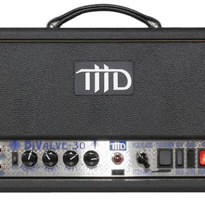 THD BiValve 30 Watt Boxed Amp Head NEW 2000's Black for sale