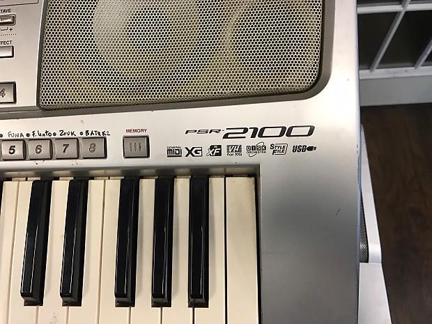 Yamaha PSR-2100 | Boston Guitar