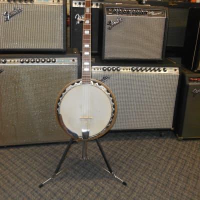 Madeira by Guild 5 stg. banjo 1980's natural for sale