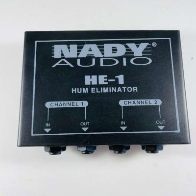 Nady HE-1 Hum Eliminator *Sustainably Shipped*