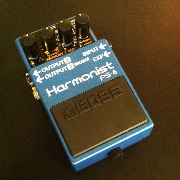 BOSS PS-6 Harmonist Pitch Shifter * Full Warranty | Reverb