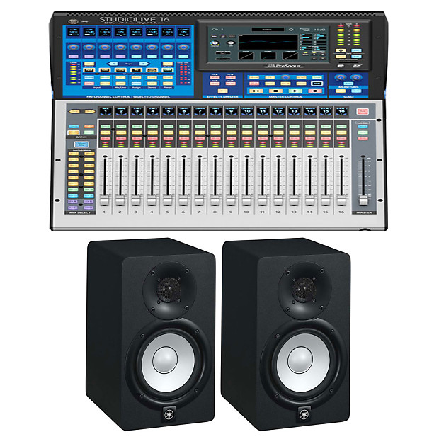 presonus studiolive 16 series iii digital mixer 16 channel reverb. Black Bedroom Furniture Sets. Home Design Ideas