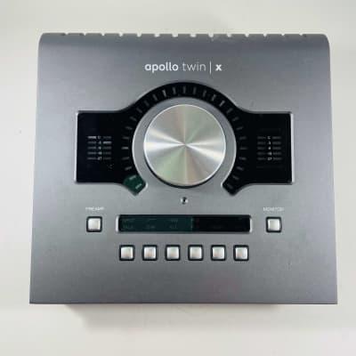 Universal Audio Apollo Twin X DUO Thunderbolt 3 Audio Interface *Sustainably Shipped*
