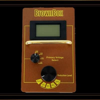 AmpRx BrownBox Voltage Optimizer for Vintage Tube Amps