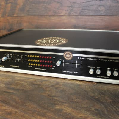 REVIVE AUDIO MODIFIED: VINTAGE DBX 3BX,  THREE BAND MULTI-BAND EXPANDER