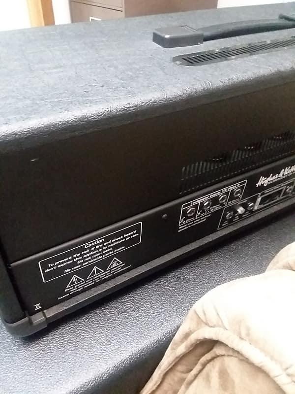 Hughes Amp Kettner Switch Blade 100h New Fsm432 Midi Foot