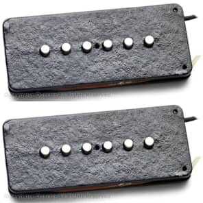 Seymour Duncan SJM-2s Hot Jazzmaster Single Coil Pickup Set