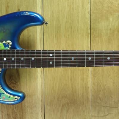 Fender Custom Shop Namm Ltd 69 Blue Flower Strat Relic CZ544505 ~ Namm Show Guitar for sale