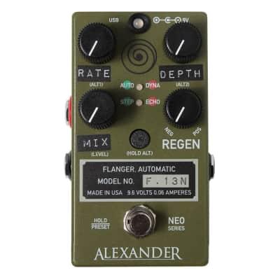 Alexander - F13 N Sci-Fi Flanger Neo Series