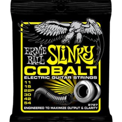 Ernie Ball Cobalt Beefy 11-54 Slinky Strings