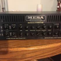 Mesa Boogie Big Block Titan V12 Head 2000s Black image