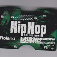 Roland SR-JV80-12 HipHop Collection JV80 Series Expansion ROM