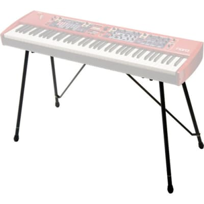 Nord AMS-NSCL Stand for Stage 76/88, Piano, NEHP, and C1