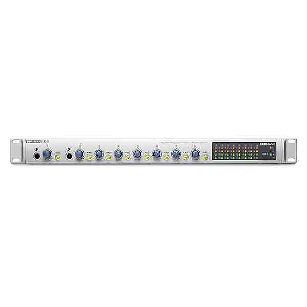 presonus digimax d8 8 channel preamplifier 48khz adat digital reverb. Black Bedroom Furniture Sets. Home Design Ideas