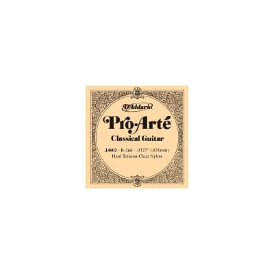 D´Addario ProArte J4402 B Single Classical Guitar String