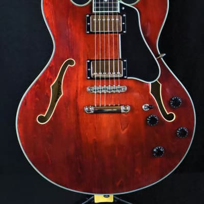 Eastman T386-CLA Thinline Archtop 2010s Classic