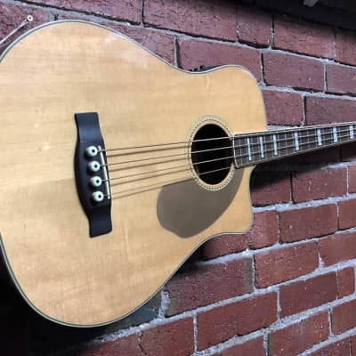 Fender Kingman Acoustic Bass - 2010 for sale