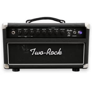 Two Rock Studio Pro 35 Head Guitar Amplifier Black for sale