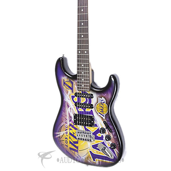 woodrow los angeles lakers northender rosewood fingerboard reverb. Black Bedroom Furniture Sets. Home Design Ideas