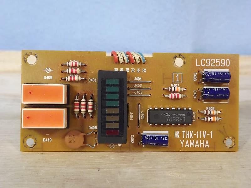 Yamaha REV-5 parts - MT circuit board