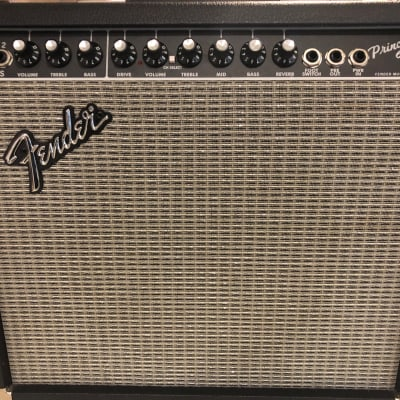 Fender Princeton 65 2000 Black-Face Silver for sale