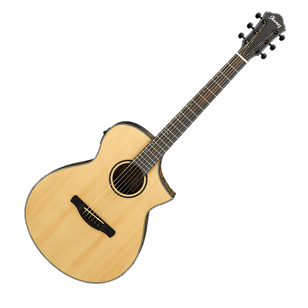 ibanez aewc24mb natural low gloss acoustic electric guitar reverb. Black Bedroom Furniture Sets. Home Design Ideas
