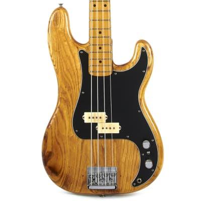 Vintage Fender Precision Bass Natural 1975