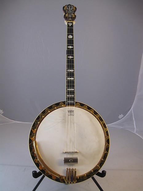 Vega Artist Vegaphone Tenor Banjo 1929 Natural