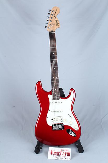 fender squier standard fat stratocaster electric guitar hss reverb. Black Bedroom Furniture Sets. Home Design Ideas
