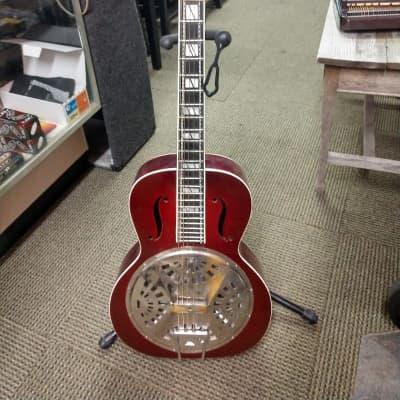 Vintage Red Dobro for sale
