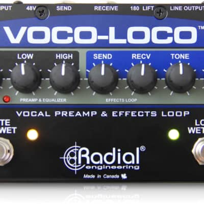 Radial Voco-Loco for sale