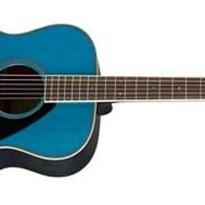 Yamaha FS820 Acoustic Guitar (Turquoise) (Used/Mint)