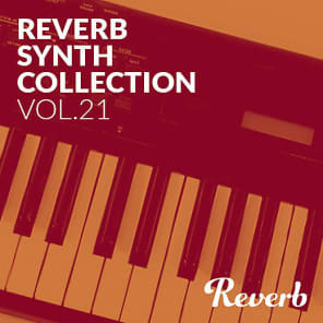 Reverb Yamaha SY22 Synth Collection Sample Pack