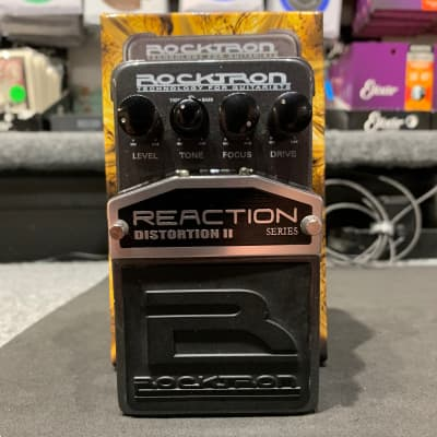 Rocktron Distortion II - Reaction Series for sale