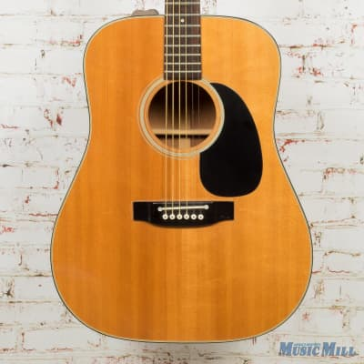 Takamine EF340s MIJ Dreadnought Acoustic Guitar Natural (USED) for sale