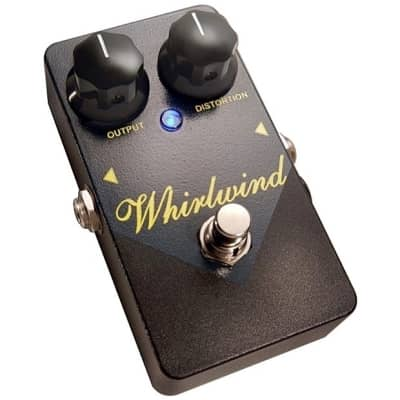 Whirlwind Rochester Gold Box Distortion Pedal, New for sale