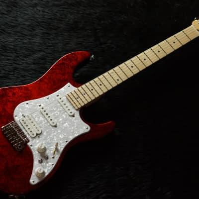 *MIJ* Fujigen Expert Odyssey EOS-ASH-M-SP1 Frozen Red w/ free shipping! for sale