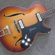 Framus Star bass 1961 light sunburst