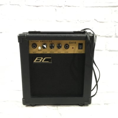 BC Best Choice GA10 Guitar Practice Amp for sale